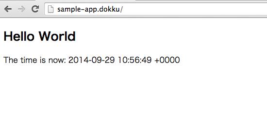 sample-app